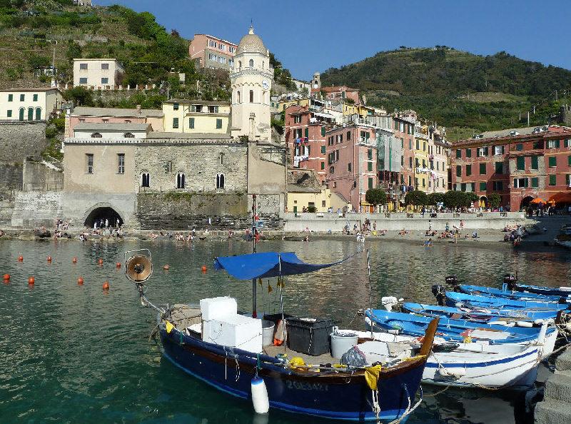 Знакомство с территорией 5 земель, одна из изумительнейших зон Тосканы и озера Гарда