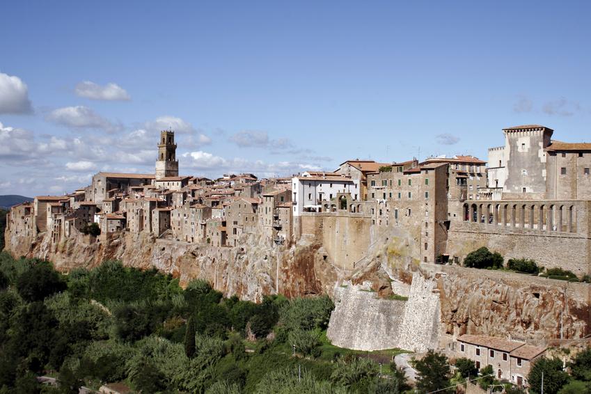 Visit Sovana and Pitigliano Italy