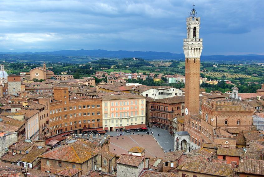 Visita di Siena e Abbazia di San Galgano