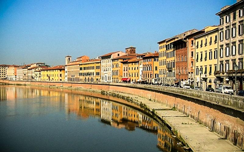 Matrimonio In Barca Toscana : Visitare pisa le cose da fare e vedere a